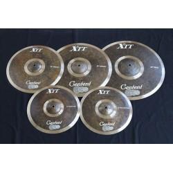 Centent Cymbals XTT DRY B20...