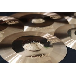 Centent Cymbals B10 Age...
