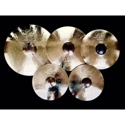 Centent Cymbals LAD in B20,...