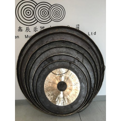 Centent Cymbals Glossy Gong...
