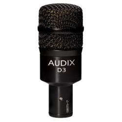 Audix Microfono D3 per Tom,...