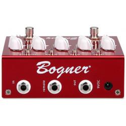 Bogner Pedale ECSTASY RED :...