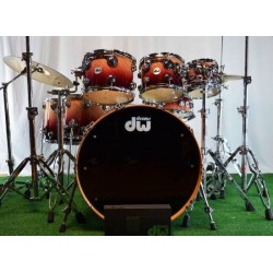 DW Drums Collector's Exotic...