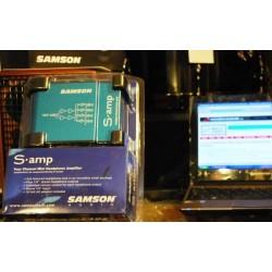 Samson S-AMP AMPLIFICATORE...