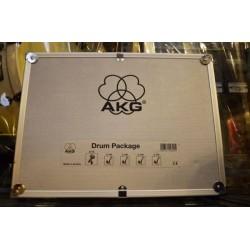 AKG Kit Microfoni batteria:...