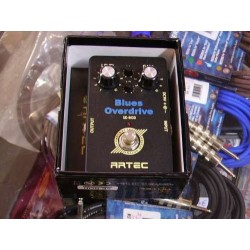 Artec SE Blues overdrive....