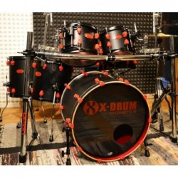 "X-Drum MONSTER ""BKS""Limited..."