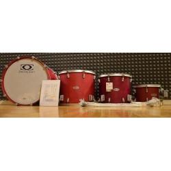 DrumCraft Serie 8 in acero...