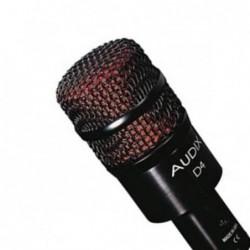 Audix D4 per...