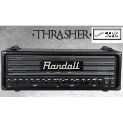 Randall THRASHER Testata...